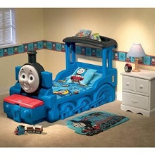 Little Tikes Thomas and Friends Toddler Bed Box