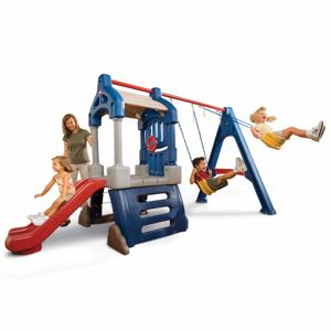 Little Tykes Clubhouse Swing Set